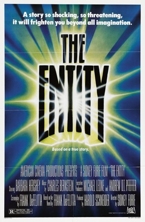 The Entity - Movie Poster (thumbnail)