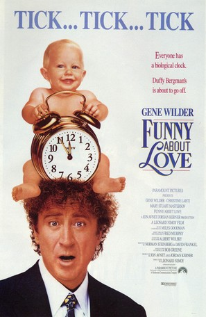 Funny About Love - Movie Poster (thumbnail)