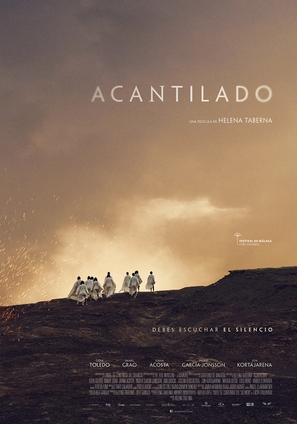 Acantilado - Spanish Movie Poster (thumbnail)