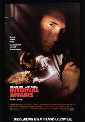Internal Affairs - Movie Poster (thumbnail)