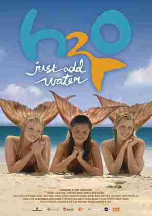 """""""H2O: Just Add Water"""" - Australian Movie Poster (thumbnail)"""