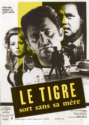 Da Berlino l'apocalisse - French Movie Poster (thumbnail)