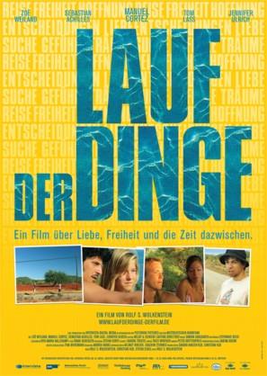 Lauf der Dinge - German poster (thumbnail)