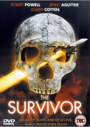 The Survivor - British Movie Cover (thumbnail)
