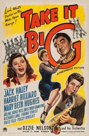 Take It Big - Movie Poster (thumbnail)