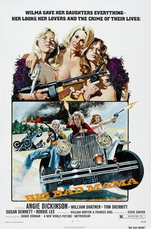 Big Bad Mama - Movie Poster (thumbnail)