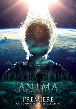 Anima - Australian Movie Poster (thumbnail)