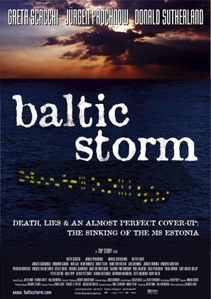 Baltic Storm - Movie Poster (thumbnail)
