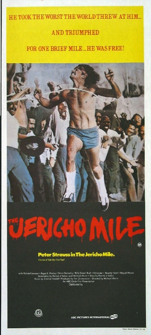 The Jericho Mile - Australian Movie Poster (thumbnail)