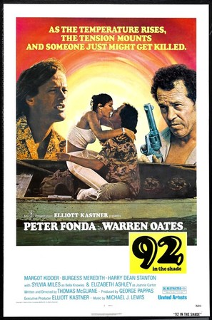 92 in the Shade - Movie Poster (thumbnail)