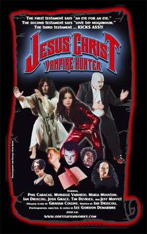 Jesus Christ Vampire Hunter - poster (thumbnail)