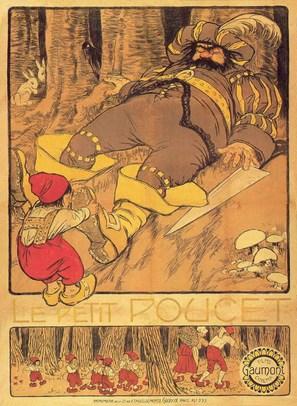 Petit poucet, Le - French Movie Poster (thumbnail)