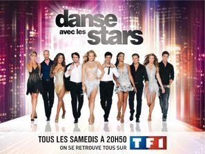 """Danse avec les stars"" - French Movie Poster (thumbnail)"