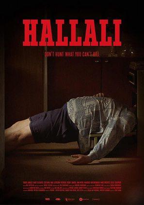 Hallali - Dutch Movie Poster (thumbnail)