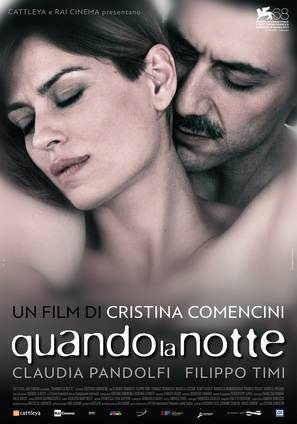 Quando la notte - Italian Movie Poster (thumbnail)