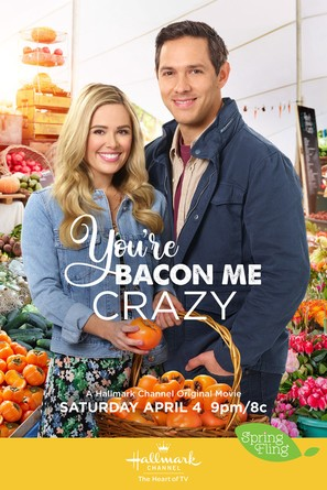 You're Bacon Me Crazy - Movie Poster (thumbnail)