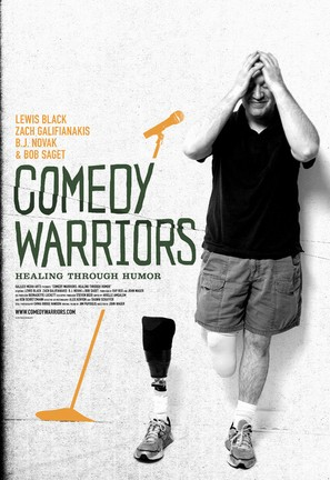 Comedy Warriors: Healing Through Humor - Movie Poster (thumbnail)