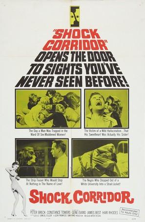 Shock Corridor - Movie Poster (thumbnail)