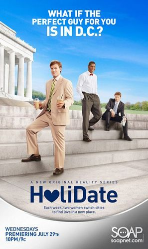 """Holidate"" - Movie Poster (thumbnail)"