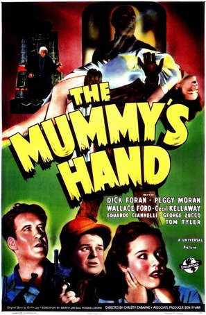 The Mummy's Hand - Movie Poster (thumbnail)