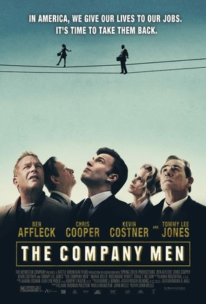 The Company Men - Movie Poster (thumbnail)