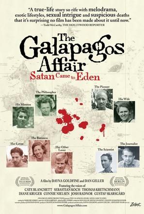 The Galapagos Affair: Satan Came to Eden - Movie Poster (thumbnail)
