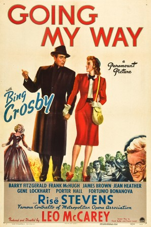 Going My Way - Movie Poster (thumbnail)