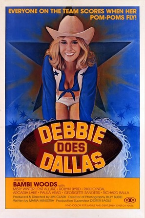 Debbie Does Dallas - Theatrical poster (thumbnail)