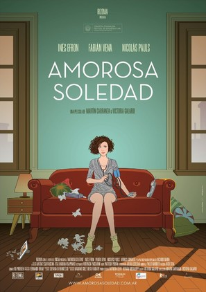 Amorosa soledad - Argentinian Movie Poster (thumbnail)