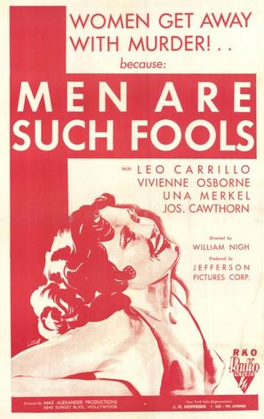 Men Are Such Fools - Movie Poster (thumbnail)