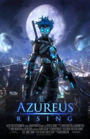 Azureus Rising - Movie Poster (thumbnail)