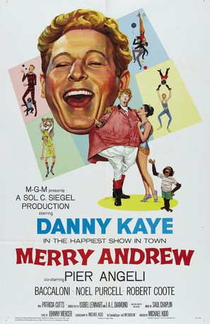 Merry Andrew - Movie Poster (thumbnail)
