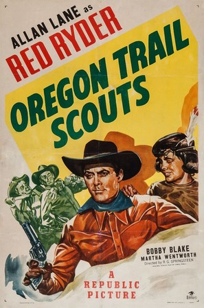 Oregon Trail Scouts