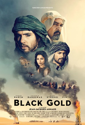 Black Gold - Movie Poster (thumbnail)