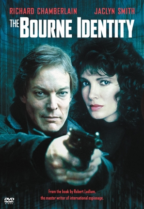 The Bourne Identity - DVD cover (thumbnail)