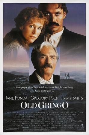 Old Gringo - Movie Poster (thumbnail)