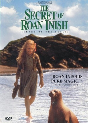The Secret of Roan Inish - DVD cover (thumbnail)