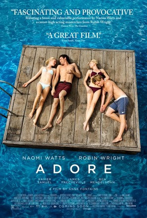 Adore - Movie Poster (thumbnail)