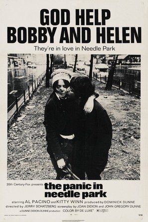The Panic in Needle Park - Theatrical poster (thumbnail)