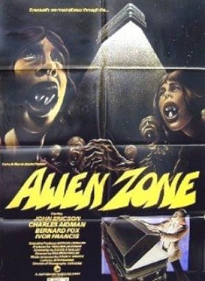 Alien Zone - Movie Poster (thumbnail)