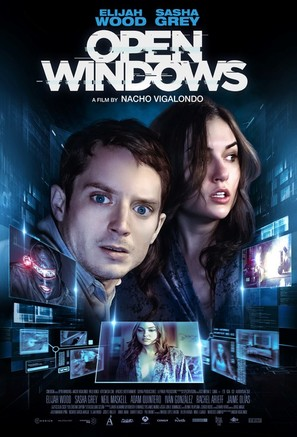Open Windows - Movie Poster (thumbnail)