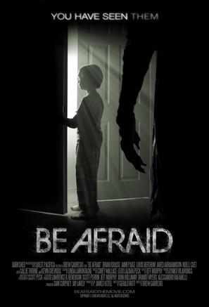 Be Afraid - Movie Poster (thumbnail)