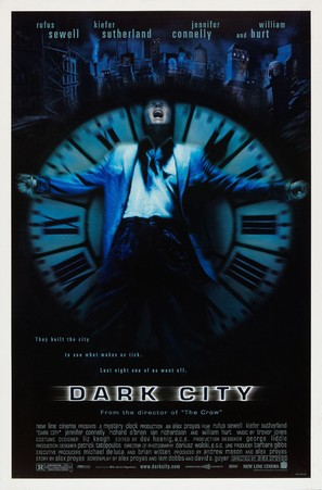 Dark City - Movie Poster (thumbnail)