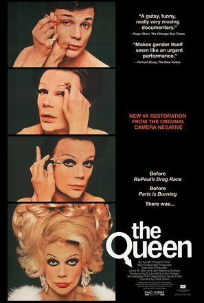 The Queen - Re-release movie poster (thumbnail)
