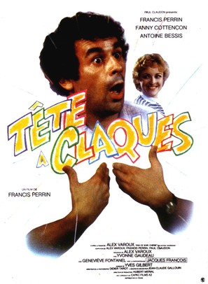 Tête à claques - French Movie Poster (thumbnail)