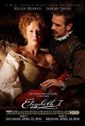 """Elizabeth I"" - Movie Poster (thumbnail)"