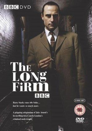 """The Long Firm"" - British DVD movie cover (thumbnail)"