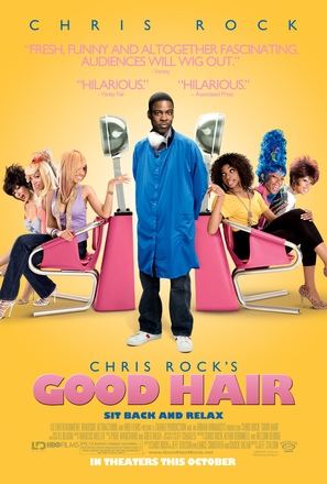 Good Hair - Movie Poster (thumbnail)