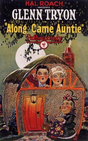Along Came Auntie - Movie Poster (thumbnail)