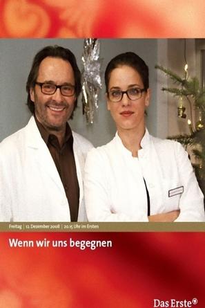 Wenn wir uns begegnen - German Movie Cover (thumbnail)